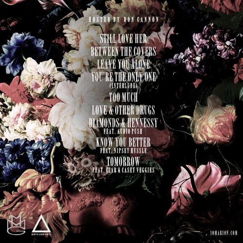 Omarion Care Package 2 Tracklisting