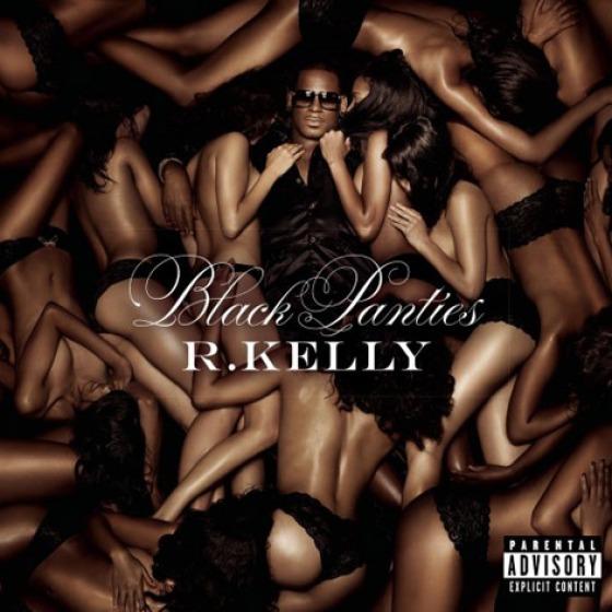 R. Kelly 'Black Panties' Album Cover