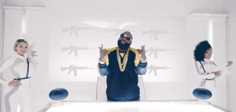 Rick Ross - No Games Ft. Future