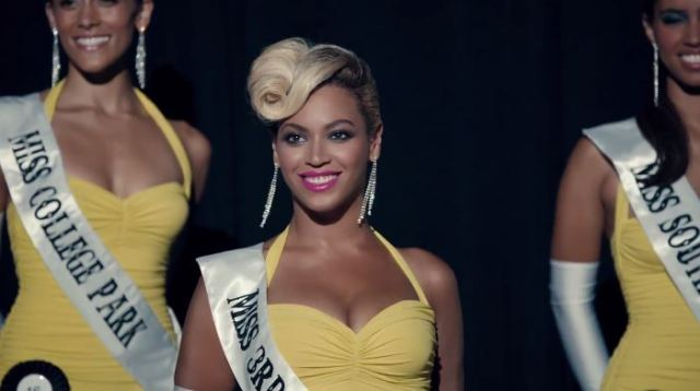 Beyonce 'Self-Titled' Part 2 . Imperfection