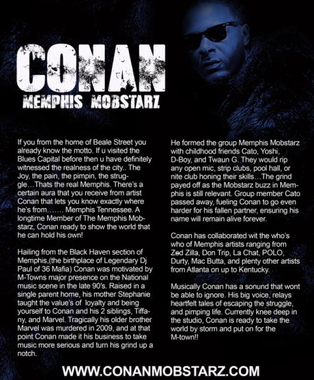 Conan Ft. Kia Shine, Future & QG - It's A #GOGO