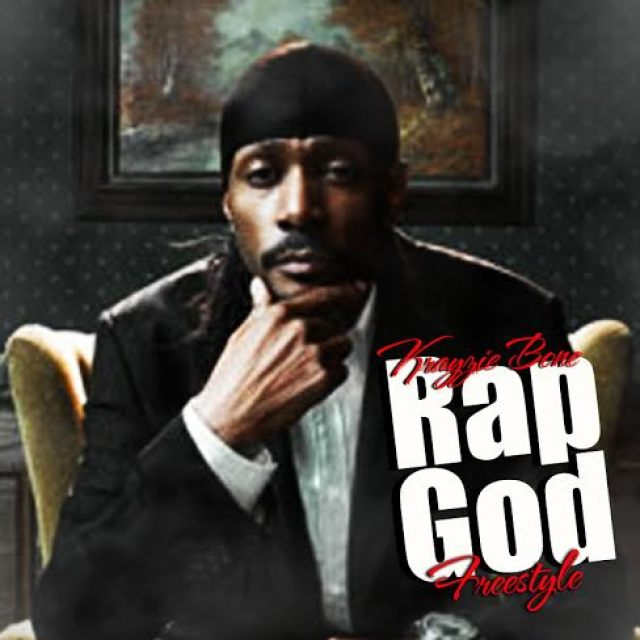 Krayzie Bone Rap God Freestyle