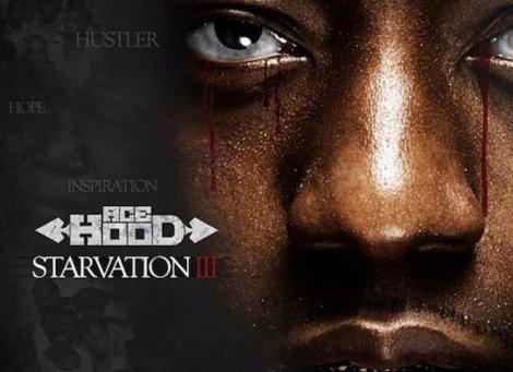 Ace Hood Starvation 3 Artwork