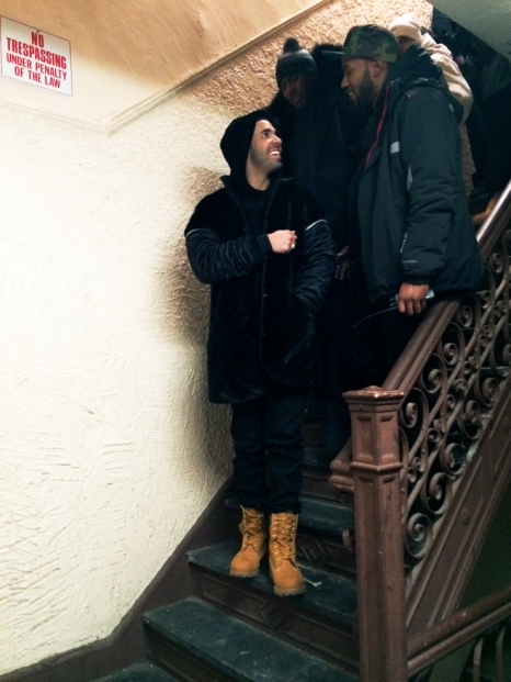 Drake 'Wu-Tang Forever Remix' Behind The Scenes