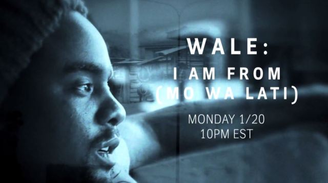Wale I Am From Revolt