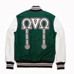 Drake OVO Roots Jacket Green White