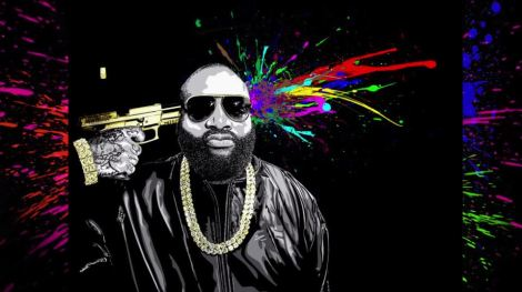 Rick Ross 'Mastermind' Deluxe Artwork