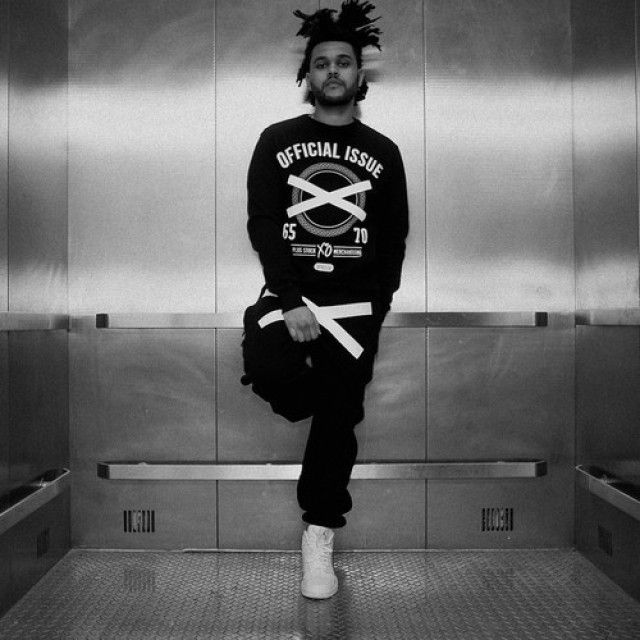 The Weeknd 'Drunk In Love Remix'