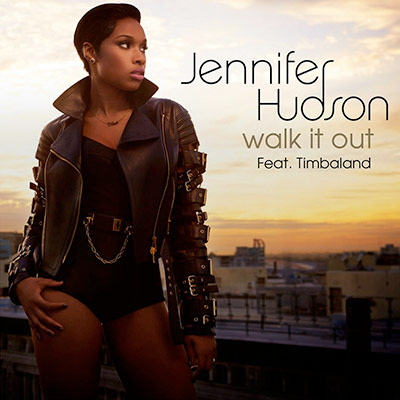 Jennifer Hudson 'Walk It Out' (Produced By Timbaland)