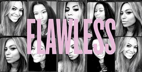 Beyonce Nicki Minaj Flawless Remix