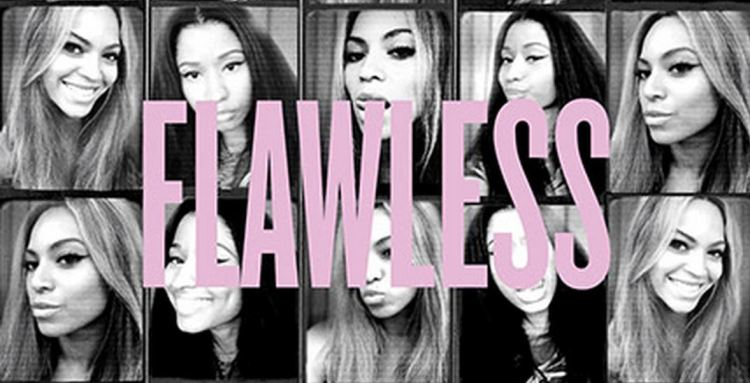 Beyonce Nicki Minaj Flawless Remix