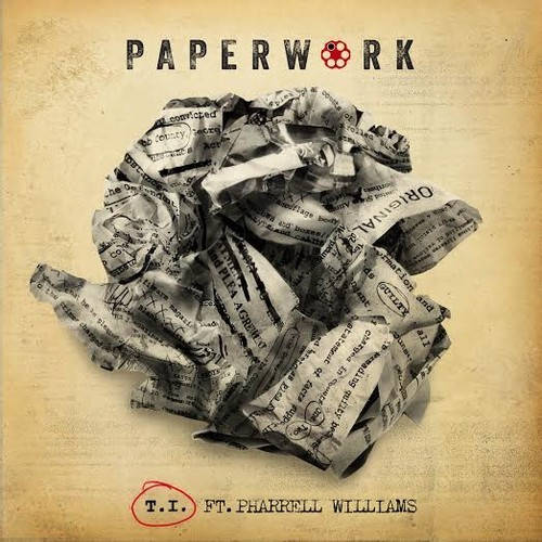 T.I. Pharrell 'Paperwork'