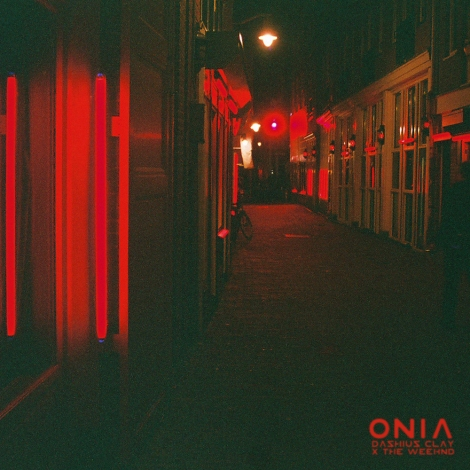 Dashius Clay x The Weeknd 'One Night In Amsterdam (Album)'