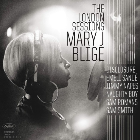 Mary J. Blige 'The London Sessions'
