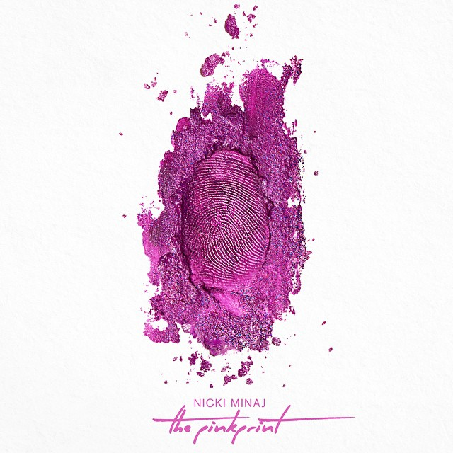 Nicki Minaj 'The Pink Print' Cover