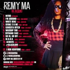 Remy Ma 'Ma I'm Around'