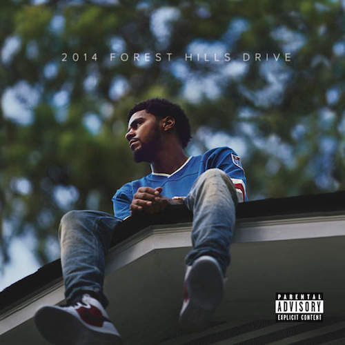 J.Cole '2014 Forest Hills Drive'