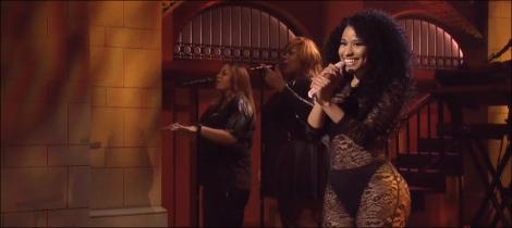 Nicki Minaj 'Only' SNL