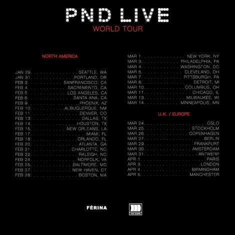 PND Tour 2014